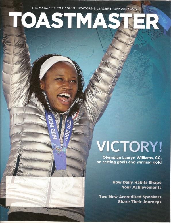 Lauryn Williams TM cover